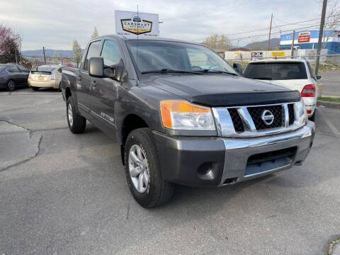 2012 Nissan Titan for sale at CarSmart Auto Group in Murray UT