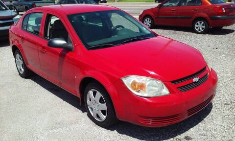 2006 Chevrolet Cobalt for sale at Pinellas Auto Brokers in Saint Petersburg FL