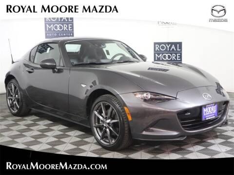 2017 Mazda MX-5 Miata RF for sale at Royal Moore Custom Finance in Hillsboro OR