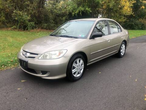 2004 Honda Civic for sale at ARS Affordable Auto in Norristown PA