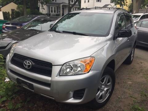 2011 Toyota RAV4 for sale at MELILLO MOTORS INC in North Haven CT