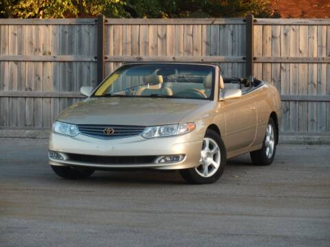 2002 Toyota Camry Solara for sale at Moto Zone Inc in Melrose Park IL