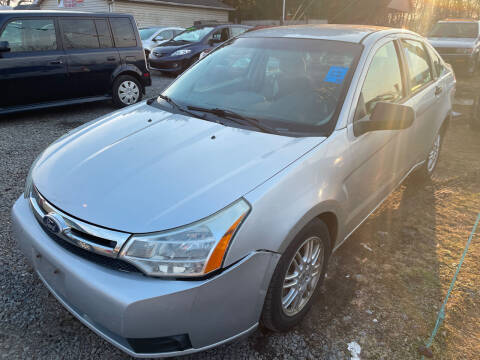 2011 Ford Focus for sale at Trocci's Auto Sales in West Pittsburg PA