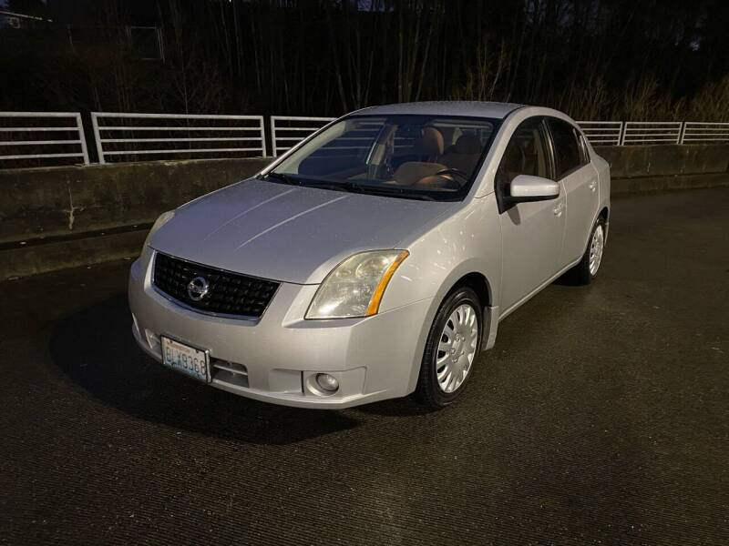 2009 Nissan Sentra for sale at Zipstar Auto Sales in Lynnwood WA