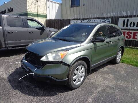 2008 Honda CR-V for sale at S & M IMPORT AUTO in Omaha NE