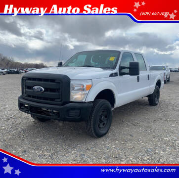 2012 Ford F-250 Super Duty for sale at Hyway Auto Sales in Lumberton NJ
