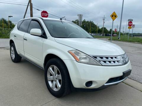 2006 Nissan Murano for sale at Xtreme Auto Mart LLC in Kansas City MO