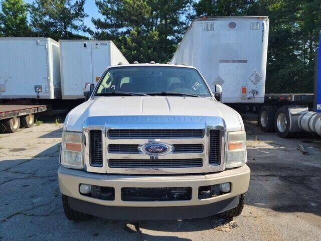 2010 Ford F-250 Super Duty for sale in Las Vegas, NV