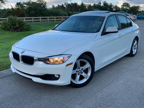 2013 BMW 3 Series for sale at Deerfield Automall in Deerfield Beach FL