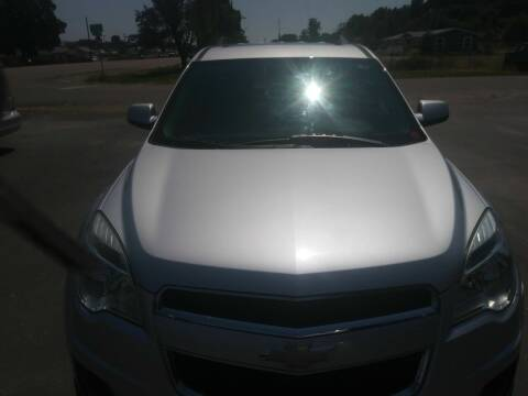 2012 Chevrolet Equinox for sale at Marvelous Motors in Garden City ID