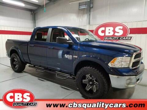 2020 RAM Ram Pickup 1500 Classic for sale at CBS Quality Cars in Durham NC