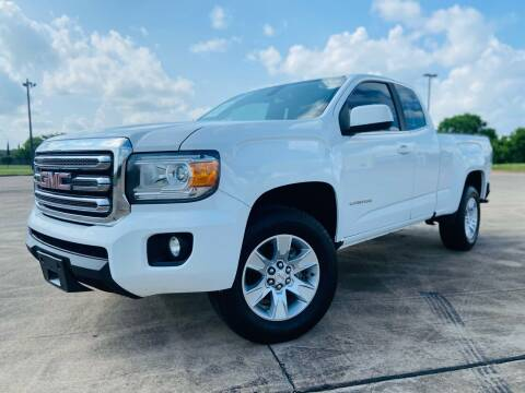 2017 GMC Canyon for sale at AUTO DIRECT Bellaire in Houston TX