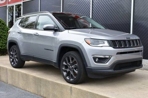 2019 Jeep Compass for sale at Alfa Romeo & Fiat of Strongsville in Strongsville OH