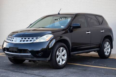 2007 Nissan Murano for sale at Carland Auto Sales INC. in Portsmouth VA