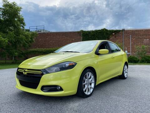 2013 Dodge Dart for sale at RoadLink Auto Sales in Greensboro NC