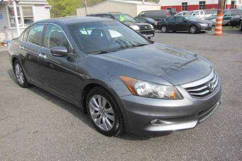 2012 Honda Accord for sale at K & R Auto Sales,Inc in Quakertown PA