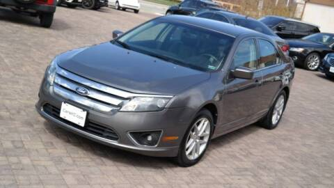 2010 Ford Fusion for sale at Cars-KC LLC in Overland Park KS