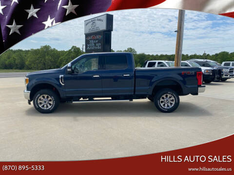 2017 Ford F-250 Super Duty for sale at Hills Auto Sales in Salem AR