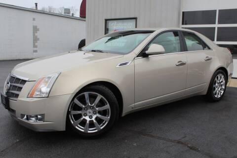 2009 Cadillac CTS for sale at Platinum Motors LLC in Reynoldsburg OH