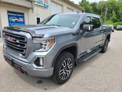 2019 GMC Sierra 1500 for sale at Medway Imports in Medway MA