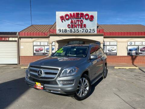 2015 Mercedes-Benz GL-Class for sale at Romeros Auto Center in Tulsa OK