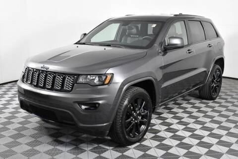 2018 Jeep Grand Cherokee for sale at Southern Auto Solutions - Georgia Car Finder - Southern Auto Solutions-Jim Ellis Volkswagen Atlan in Marietta GA