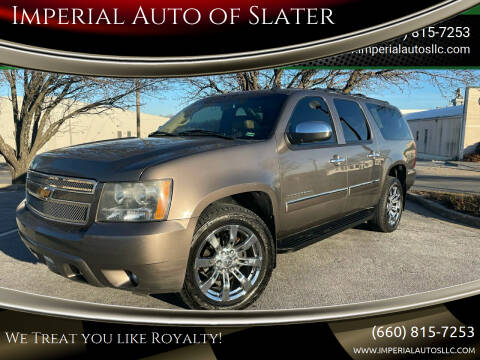 2012 Chevrolet Suburban for sale at Imperial Auto of Marshall - Imperial Auto Of Slater in Slater MO