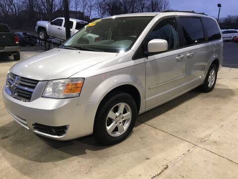 2010 Dodge Grand Caravan for sale at GABBY'S AUTO SALES in Valparaiso IN