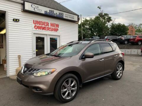 2014 Nissan Murano for sale at Car VIP Auto Sales in Danbury CT