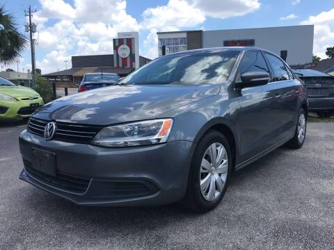 2013 Volkswagen Jetta for sale at Saipan Auto Sales in Houston TX