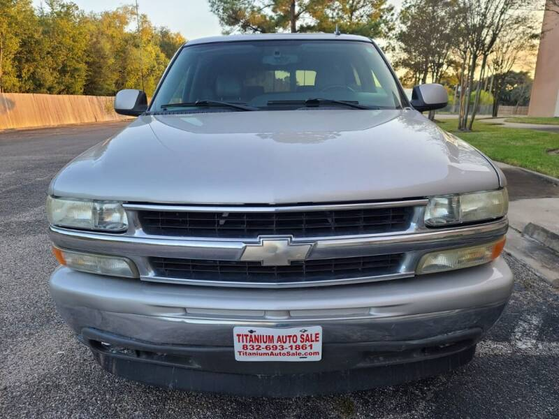 2006 Chevrolet Suburban LT 1500 4dr SUV - Houston TX