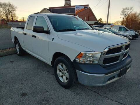 2014 RAM Ram Pickup 1500 for sale at Guidance Auto Sales LLC in Columbia TN