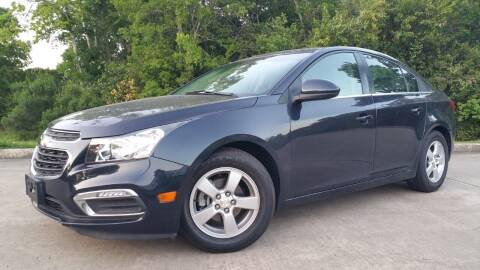 2015 Chevrolet Cruze for sale at Houston Auto Preowned in Houston TX