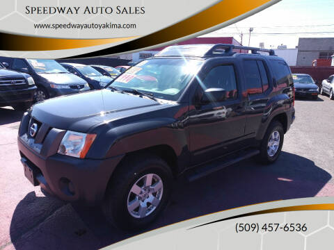 2008 Nissan Xterra for sale at Speedway Auto Sales in Yakima WA