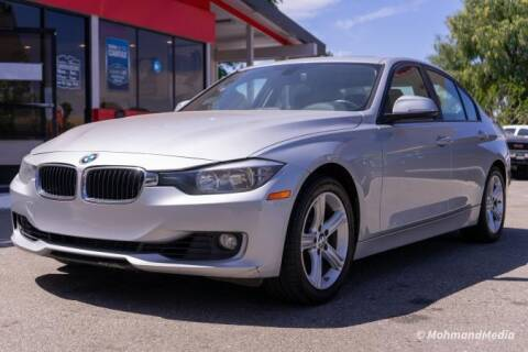 2014 BMW 3 Series for sale at Phantom Motors in Livermore CA