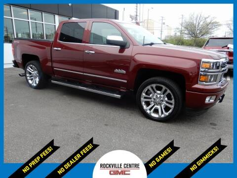2015 Chevrolet Silverado 1500 for sale at Rockville Centre GMC in Rockville Centre NY