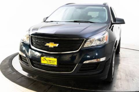 2017 Chevrolet Traverse for sale at AUTOMAXX MAIN in Orem UT