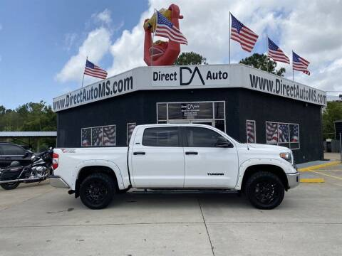 2019 Toyota Tundra for sale at Direct Auto in D'Iberville MS
