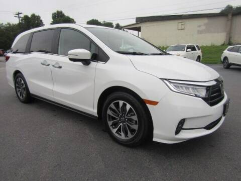 2021 Honda Odyssey for sale at Specialty Car Company in North Wilkesboro NC