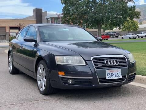 2005 Audi A6 for sale at A.I. Monroe Auto Sales in Bountiful UT