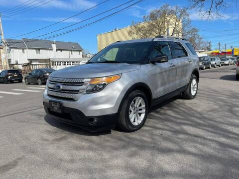 2012 Ford Explorer for sale at Kapos Auto, Inc. in Ridgewood, Queens NY