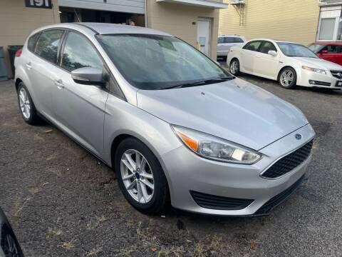 2015 Ford Focus for sale at Dennis Public Garage in Newark NJ