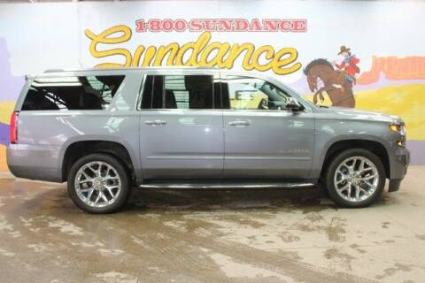 2019 Chevrolet Suburban for sale at Sundance Chevrolet in Grand Ledge MI