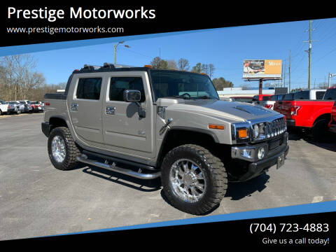 2005 HUMMER H2 SUT for sale at Prestige Motorworks in Concord NC