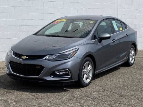 2018 Chevrolet Cruze for sale at TEAM ONE CHEVROLET BUICK GMC in Charlotte MI