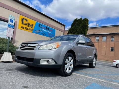 2011 Subaru Outback for sale at Car Mart Auto Center II, LLC in Allentown PA