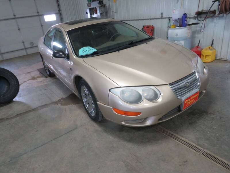 2000 Chrysler 300M for sale at Grey Goose Motors in Pierre SD