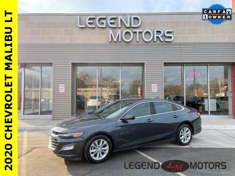 2020 Chevrolet Malibu for sale at Legend Motors of Waterford in Waterford MI