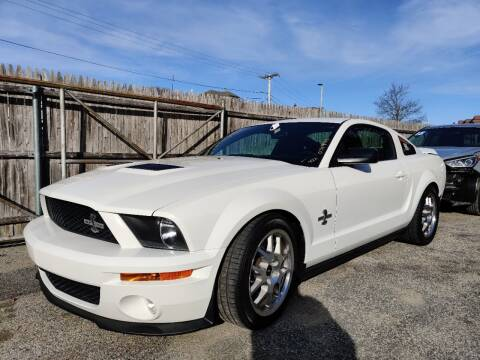 2007 Ford Shelby GT500 for sale at Porcelli Auto Sales in West Warwick RI