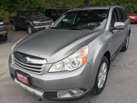 2011 Subaru Outback for sale at AUTO CONNECTION LLC in Springfield VT